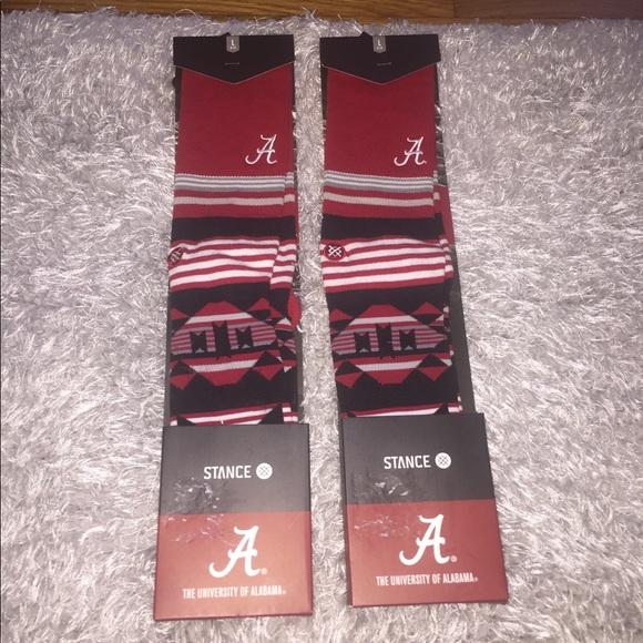 Stance Other - University of Alabama Socks (Unisex)